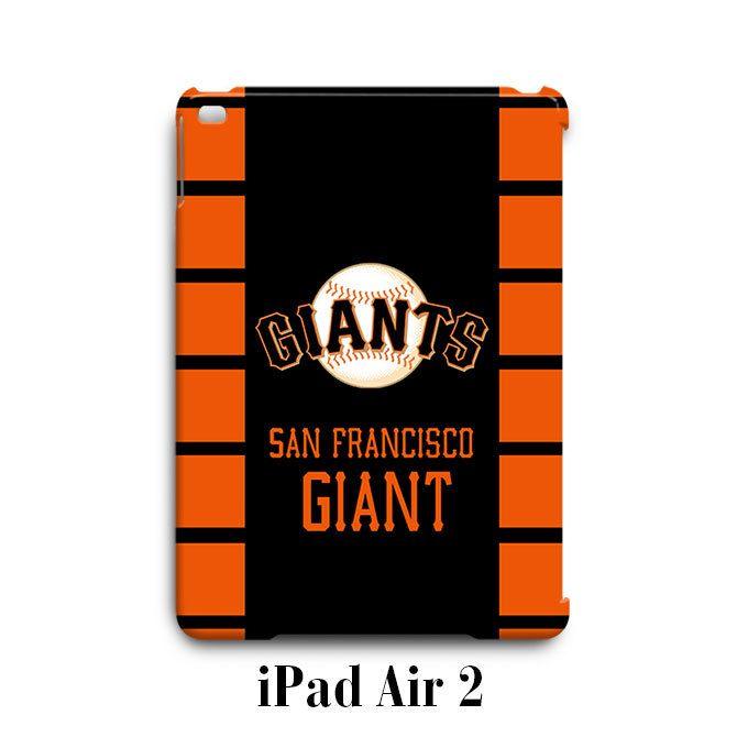 San Francisco Giants Logo iPad Air 2 Case Cover Wrap Around