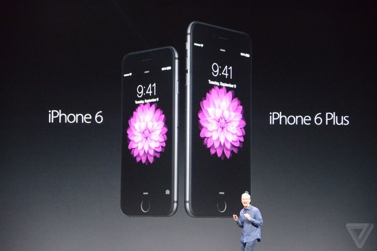 The new iPhone 6 and iPhone 6 Plus. The iPhone 6 Plus 16gb model starts at $299 with two-year contract. The Plus model is a must-buy for me. #apple #iphone6plus