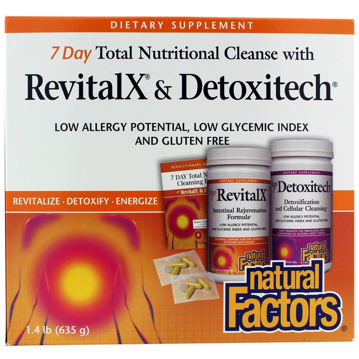 7 Day Nutritional Cleanse Kit, 3 Piece(s), Natural Factors   Free Shipping