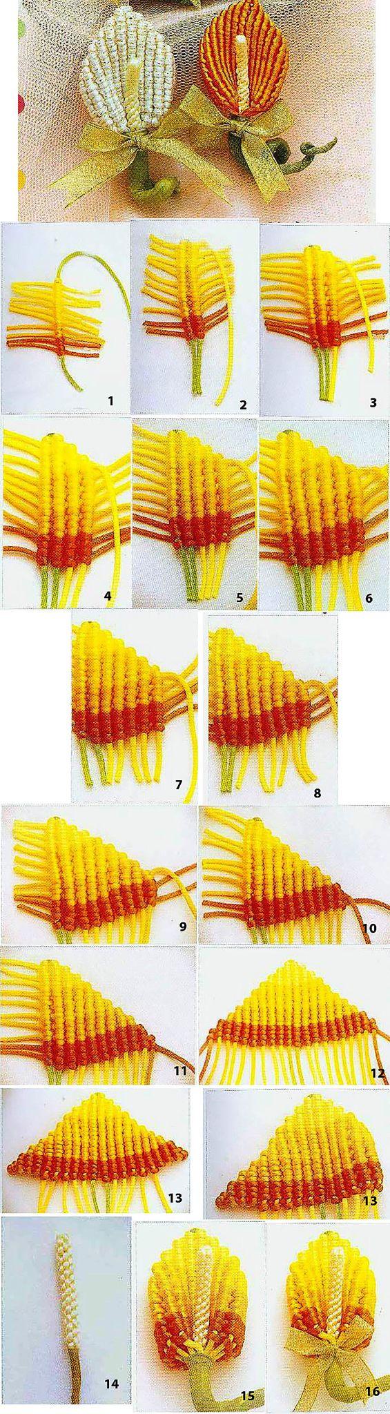 Tutorial - calla lily