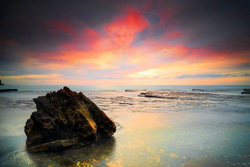 Title: Unearthed Location: Turimetta Beach