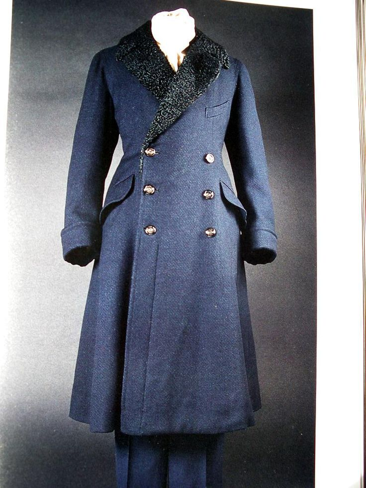 A true piece of history; The Duke of Windsor's Greatcoat ...