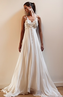 love this dress so much: Wedding Dressses, Weddingdress, Flowing Wedding Dress, Wedding Ideas, Wedding Dresses, Weddings, Wedding Gowns, Francesca Miranda, Dream Wedding