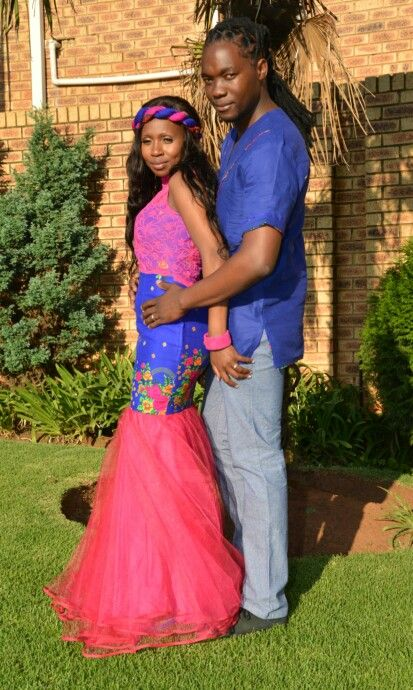 Tsonga Traditional Wedding Attire Traditional Wedding