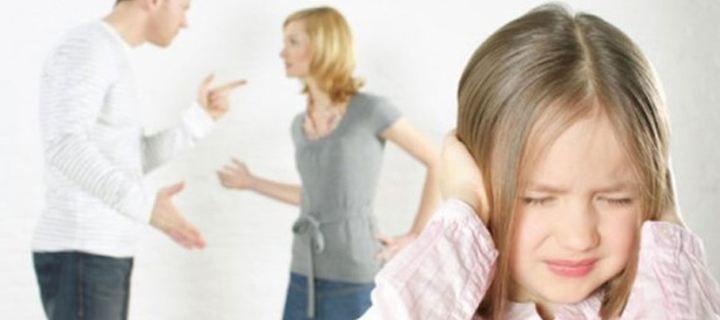 Πώς βιώνει το παιδί τους τσακωμούς των γονιών του