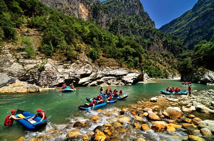 River rafting! http://www.tresorhotels.com/en/offers/99/rafting-gia-dyo