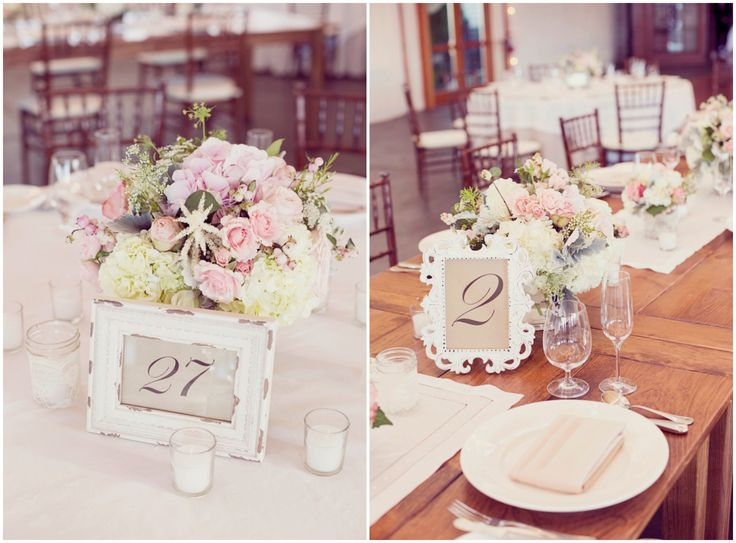 233 best Table Numbers images on Pinterest | Wedding table numbers ...