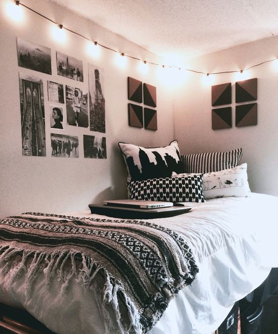 The Ultimate Freshman Guide to Dorm Decor                                                                                                                                                      More
