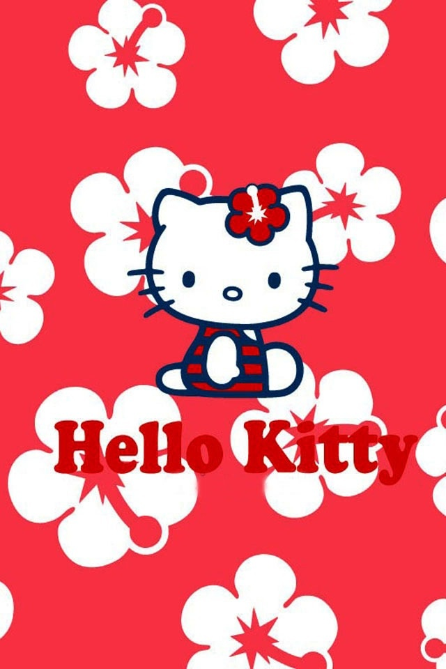 33 Best Images About Hello Kitty Hawaiian Style On