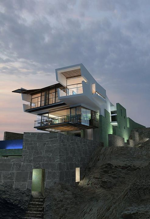 Residence by Longhi Architects, Peru ᴷᴬ