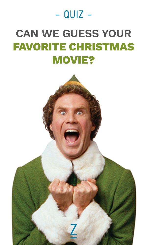 Can We Guess Your Favorite Christmas Movie? | Buddy the ...