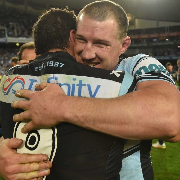 NRL grand final Cronulla Sharks' Paul Gallen says winning premiership would be bigger than Origin - ABC Online #757LiveAU