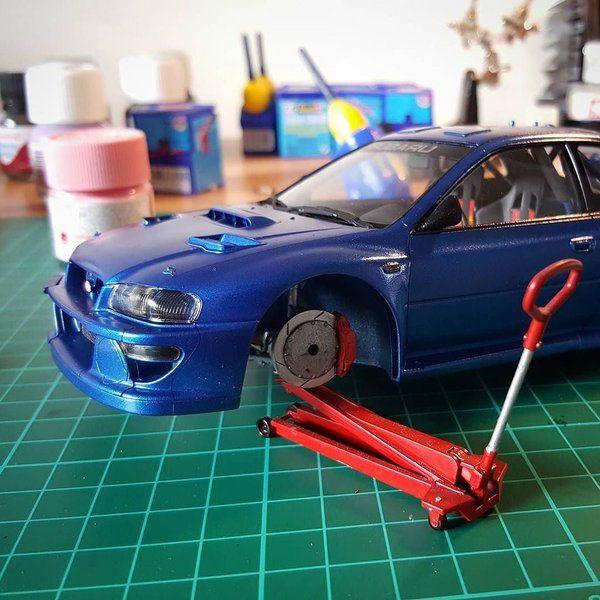 Lets Get to Work! Subaru Impreza WRX STI