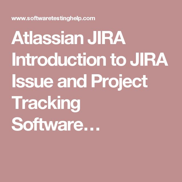 Atlassian JIRA Introduction to JIRA Issue and Project Tracking Software…
