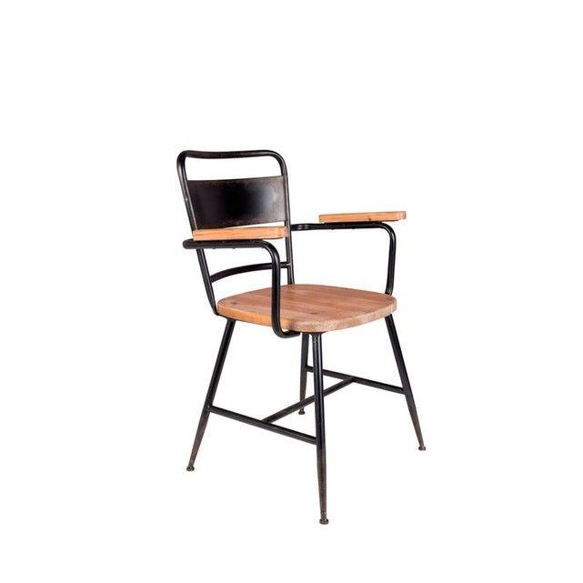 Gene 2 Chaises Avec Accoudoirs Vintage Chaise Accoudoir Chaise Chaise Vintage