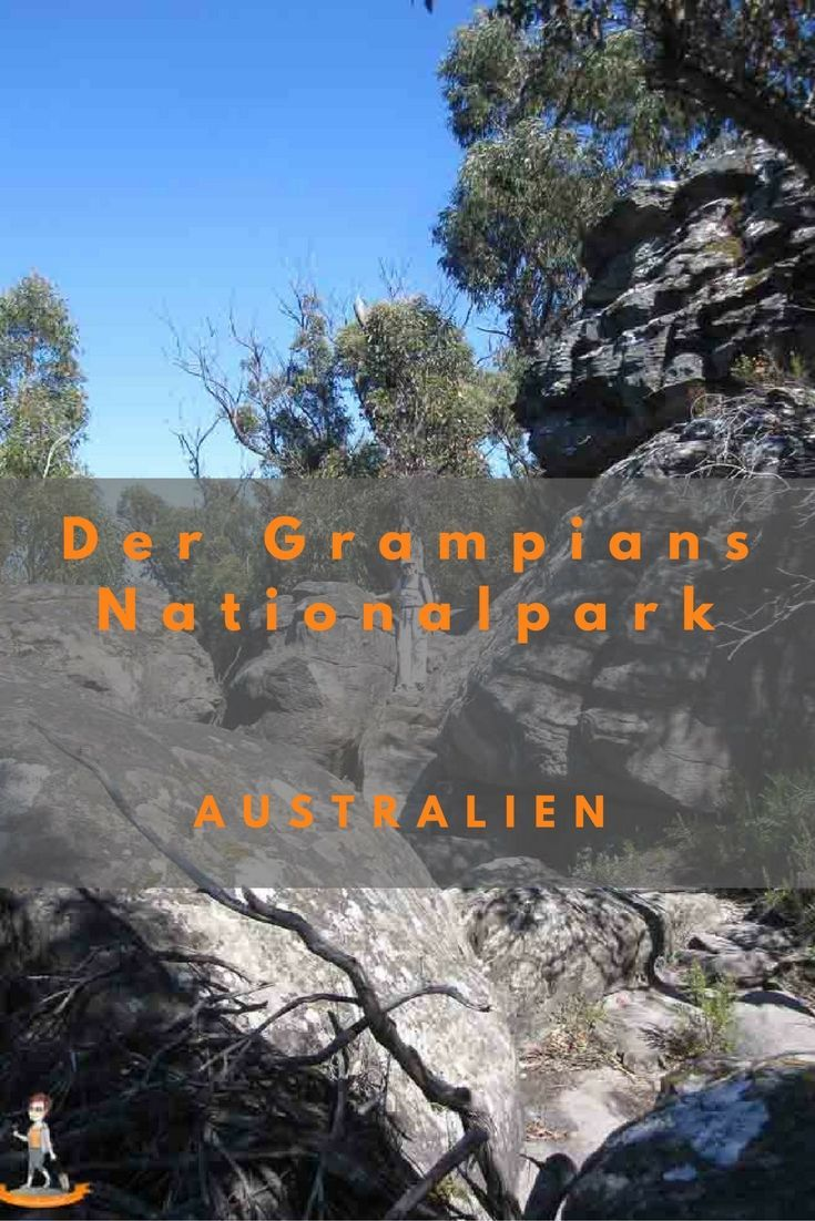 Der Grampians Nationalpark