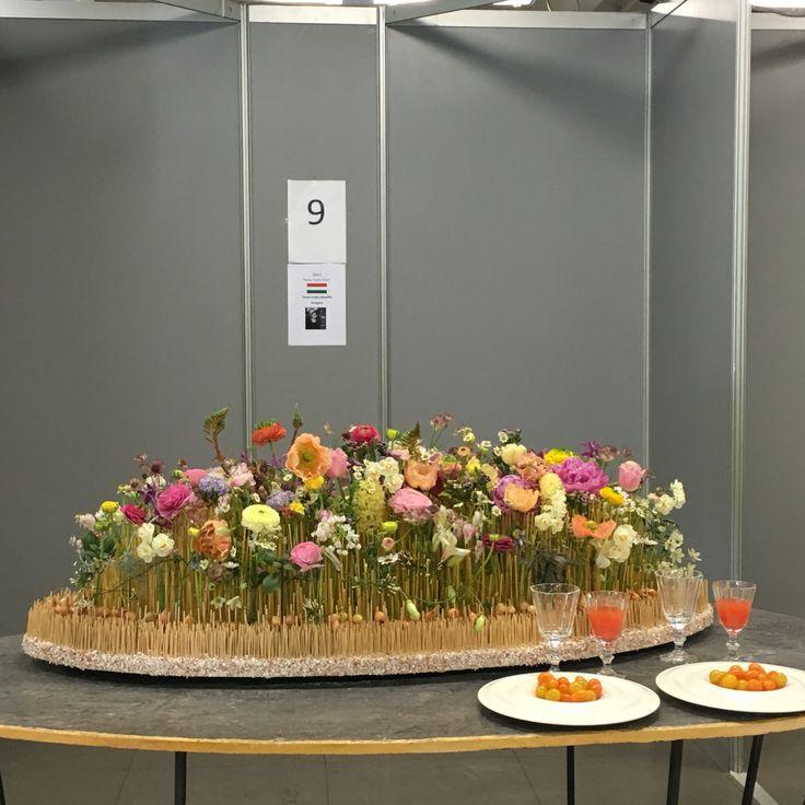 Ungarn Pasta, Pesto, E fiori.