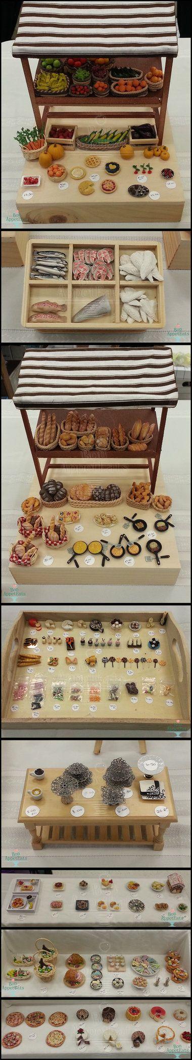 Miniature Show Table Details