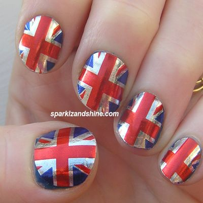 The 25 best british flag nails ideas on pinterest flag nails british flag nail art designs britishflag naildesigns nailartdesigns nails uk prinsesfo Image collections