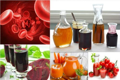 Increased Red Blood Cells And Heals Anemia Using This Homemade Syrup