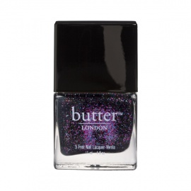 Buy Butter London - The Black Knight Nail Lacquer / varnish online in Ireland