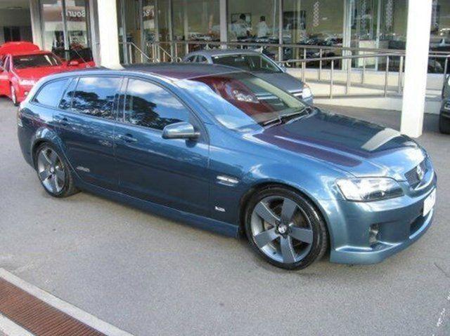 2008 Holden Commodore VE MY09 SS Sportwagon, Karma Blue, 6 Speed Automatic Wagon. $21,900.00. 146,821km. BERWICK, VIC