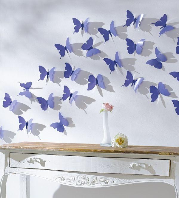 Marvelous Aufkleber Schmetterlinge als Aufkleber D Aufkleber D Schmetterlinge Butterflies