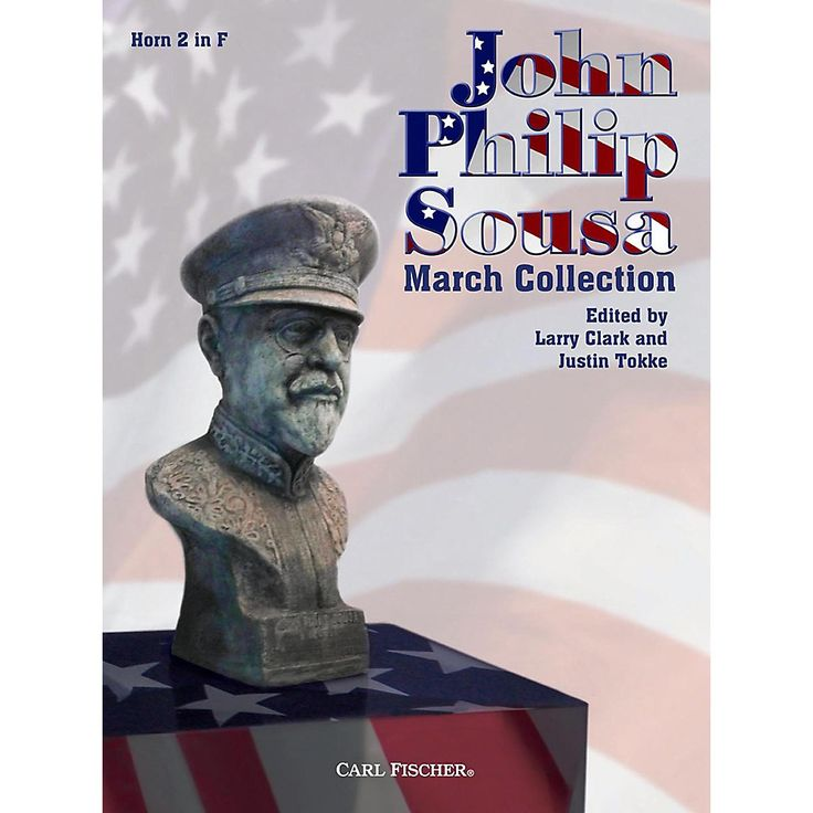 Carl Fischer John Philip Sousa March Collection - Horn 2
