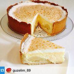 """307 Beğenme, 4 Yorum - Instagram'da @mucizetatlar #mucizetatlar (@kek_tarifim): """"Tebrikler Sayfayı takibe almak için @guzelim_69 ・・・ Armutlu Altin DamlacikHamuru…"""""""