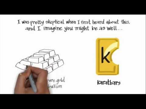 Karatbars Animated Intro  Get your own account at  www.karatbars.com/?s=dannynyela