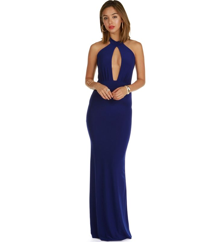 Mia-Royal Prom Dress at WindsorStore