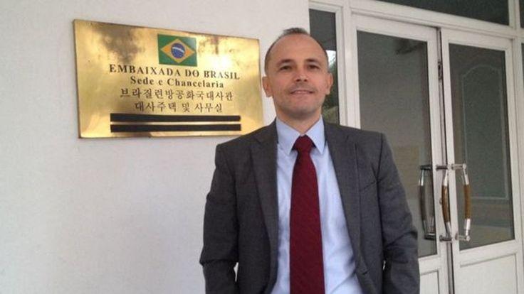 Interessante matéria com a única família brasileira na Coreia do Norte.