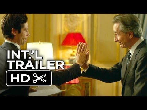The French Minister Official Trailer 1 (2014) - Thierry Lhermitte French Comedy HD - YouTube