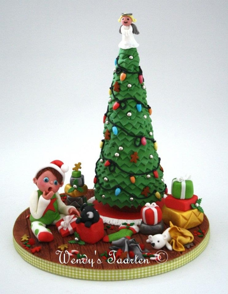64 best Polymer Clay Christmas images on Pinterest | Cold ...