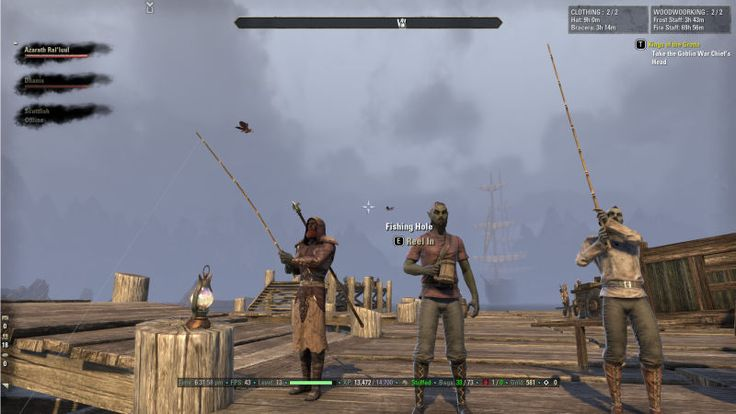 The Ultimate Guide to Fishing in Elder Scrolls Online