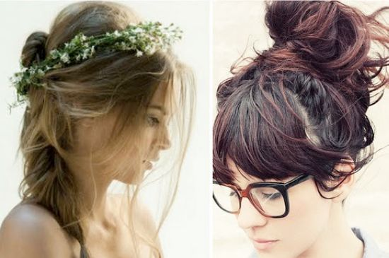 36 Messy Wedding Hair Updos: 25+ Unique Cute Messy Hairstyles Ideas On Pinterest