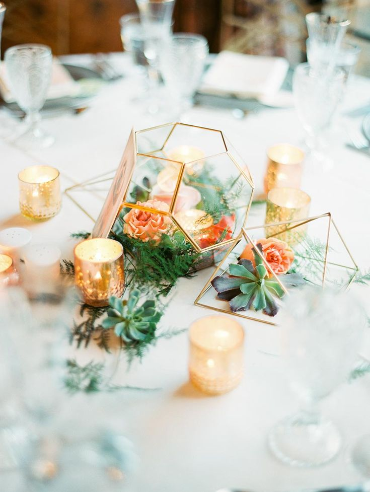 383 Best Centerpieces Images On Pinterest