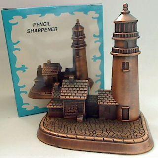 SK0439 Casa Ligera Miniaturas en metal de Edificios  Sacapuntas