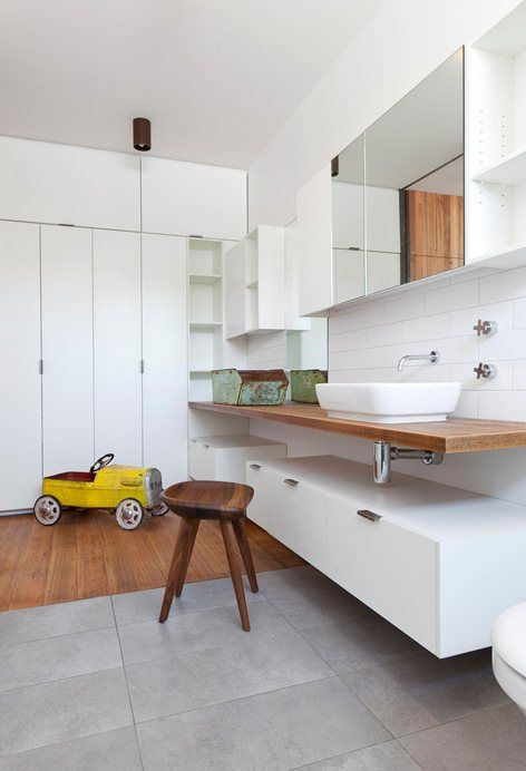Jack Jill House, Northcote, 2011 - Breathe architecture