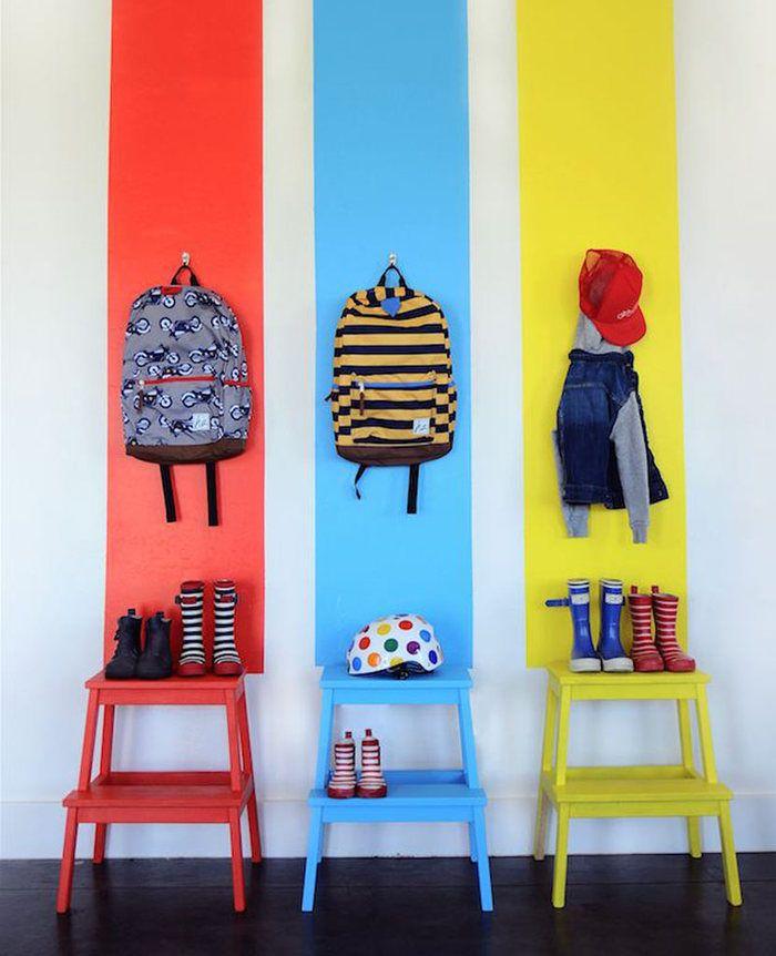 30 идей интересной окраски стен – Вдохновение