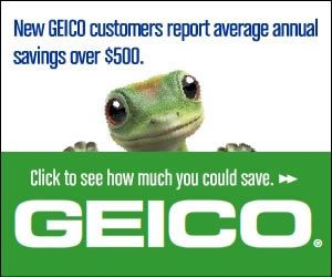 Getting the lowest car insurance rates has never been easier than with Geico.com.
