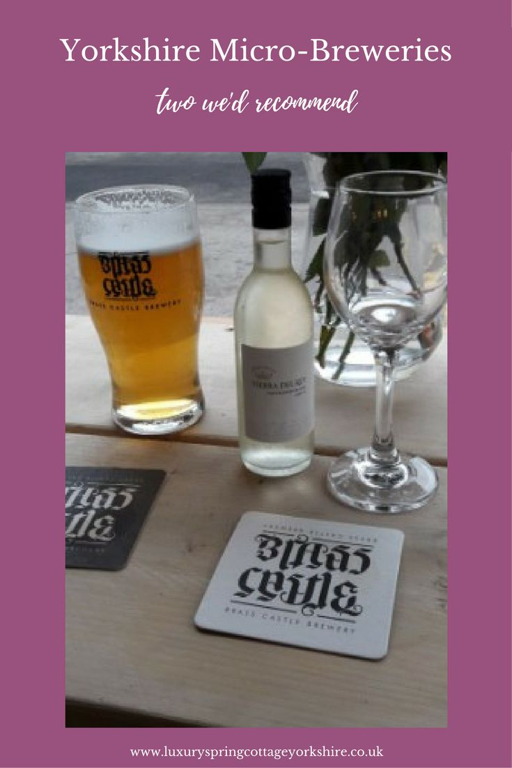 Yorkshire's Micro Breweries and two we'd recommend http://luxuryspringcottageyorkshire.co.uk/yorkshire-micro-breweries/