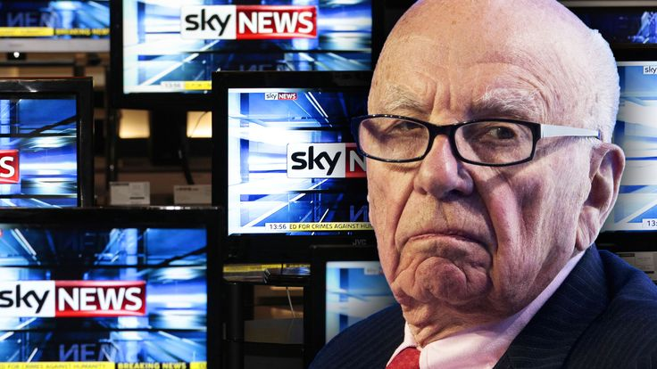 Brits Hold Off Rupert Murdoch's Tentacles for Now    The conservative UK government slowed down the mogul's bid to take over Sky News and challenge the BBC. But will he be stopped?