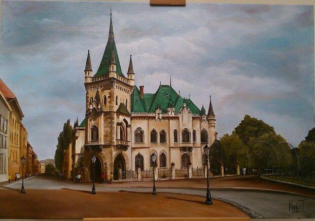 Jakabov palác 2014