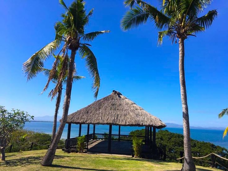 Views that could take your breathe away! This is one of our special place to hold your wedding ceremony...do we hear wedding bells ringing?! #anchoragefiji #weddings #fiji http://www.anchoragefiji.com/wedding-venues/