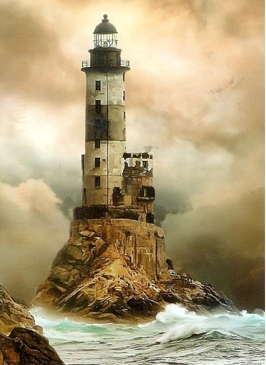 Abandoned #lighthouse http://the-best-is-yet-to-come0.blogspot.com/