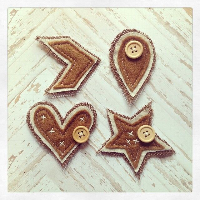 Brown & Cream Mixed Embellishments / Charms Creations