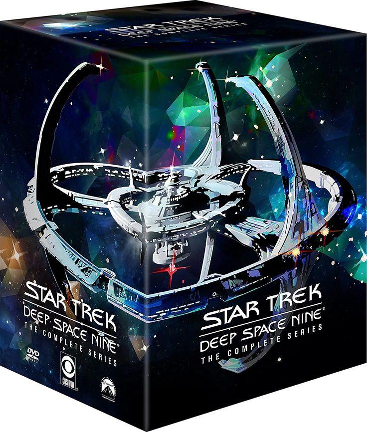 Star Trek: Deep Space Nine: The Complete Series (47-Disc DVD) $69.67  Free Shipping via Amazon or Walmart #LavaHot http://www.lavahotdeals.com/us/cheap/star-trek-deep-space-complete-series-47-disc/197139?utm_source=pinterest&utm_medium=rss&utm_campaign=at_lavahotdealsus