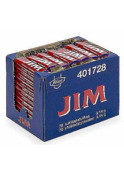 Karl Fazer Jim chocolates!