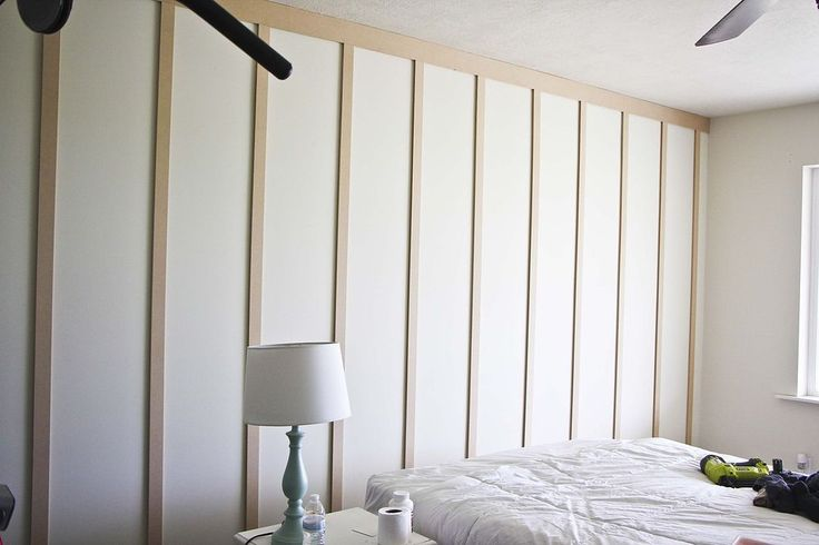 Floor to Ceiling Board & Batten